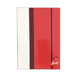 Bulmaca Keyfi Dergisi Smart Defter Kırmızı Renkli Kap