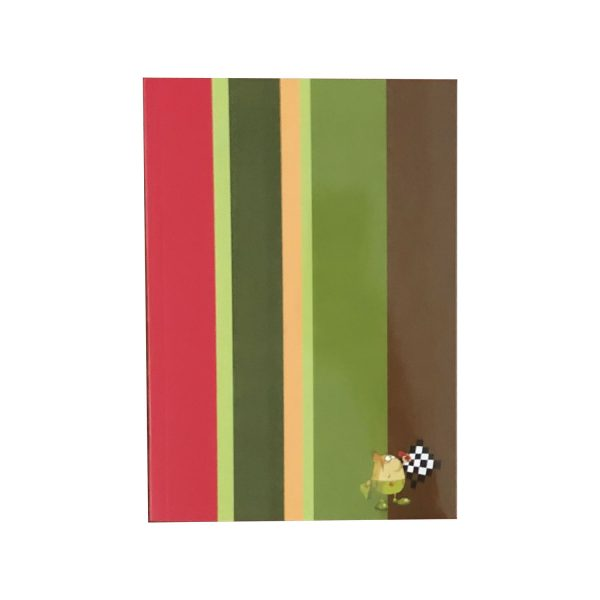 Bulmaca Keyfi Dergisi Smart Defter Yeşil Renkli Kap