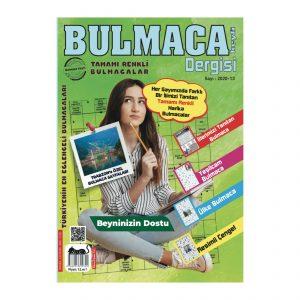 Bulmaca Keyfi Dergisi Sayı 13